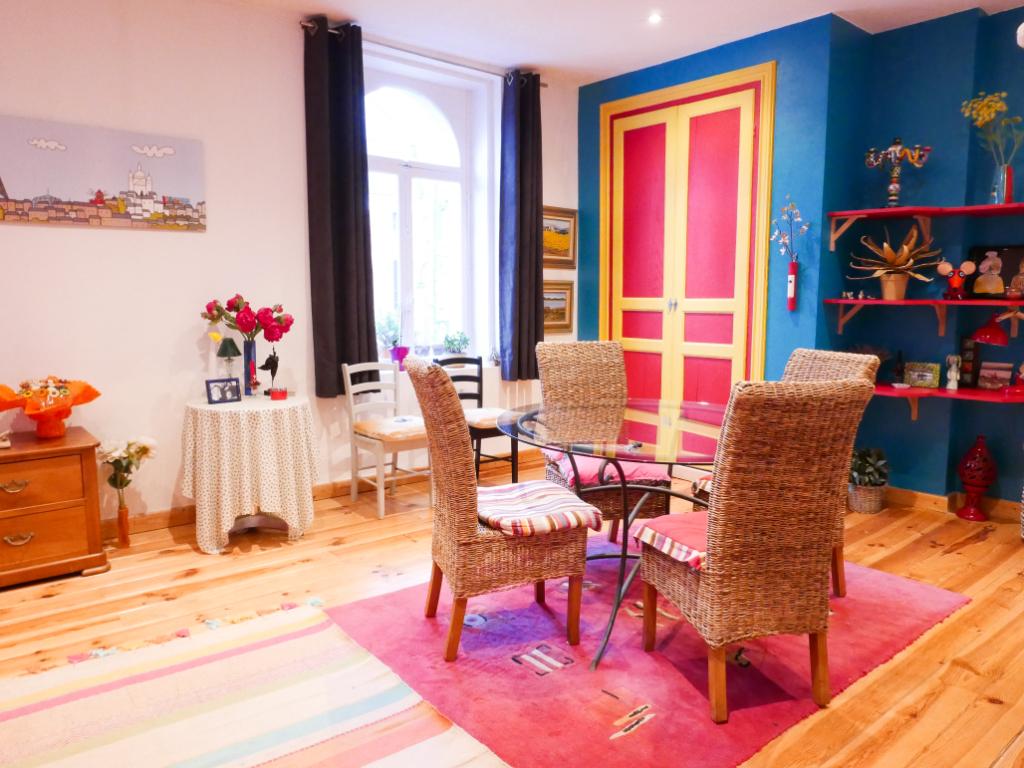 Appartement - 115 m2 env, hyper centrer, proximité gare