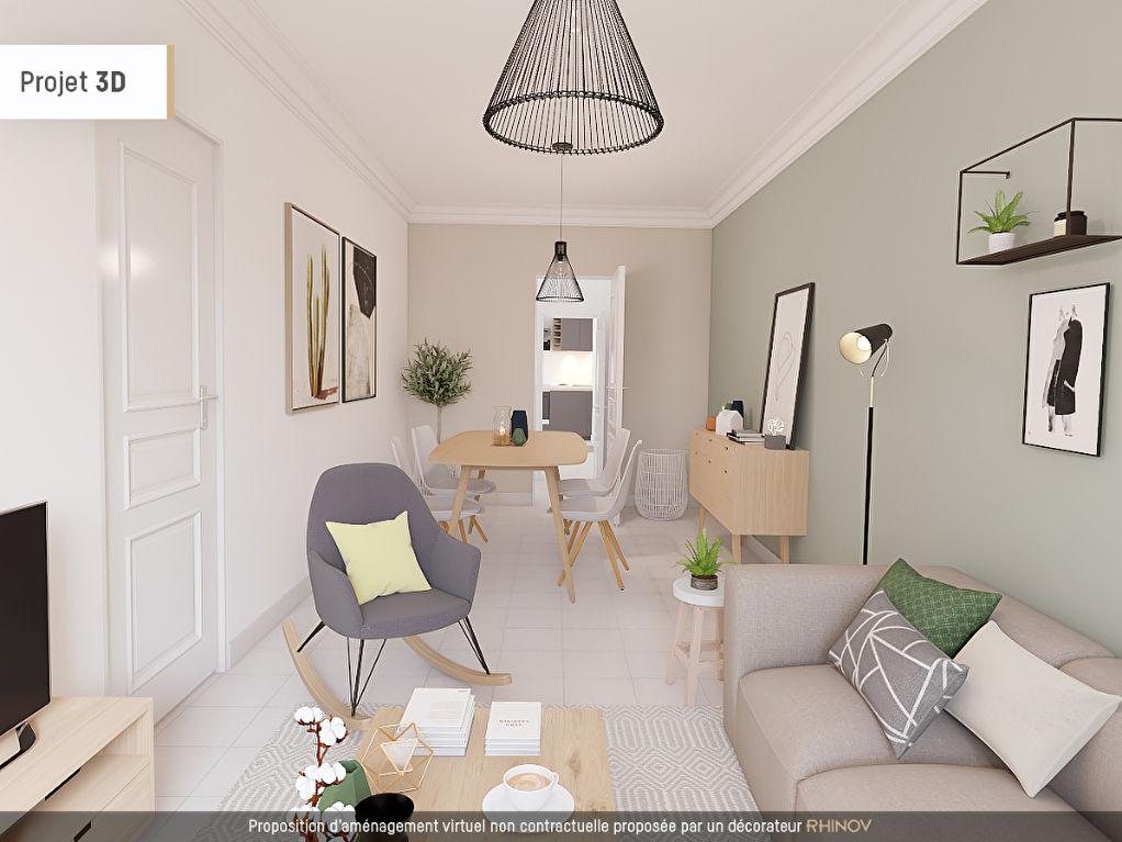 Lens, maison familiale 5 chambres, garage, jardin