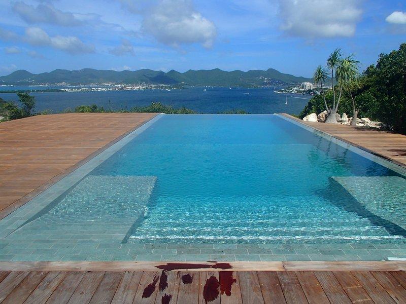 villa de standing avec vue exceptionnelle