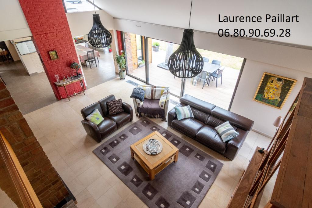 Maison d'architecte Acheville 7 pièce(s) 230 m2