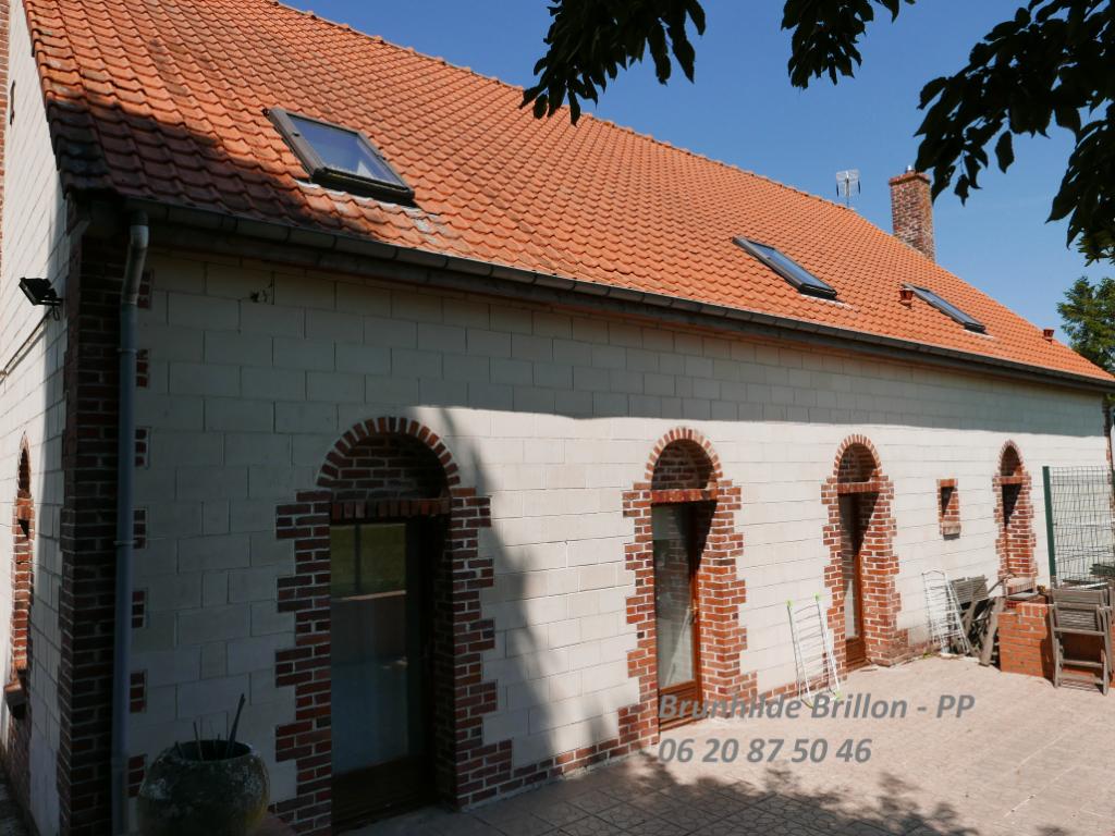 Fermette idéale cavalier, 2 maisons, 5160m²