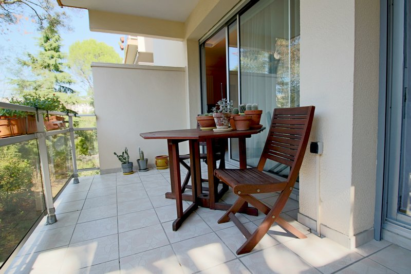 T4 90m², 3 chambres + 2 Terrasses