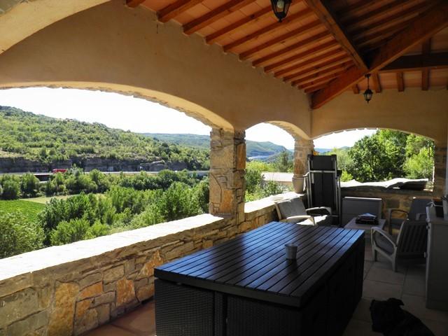 villa 4 ch vue panoramique 2400m2 terrain