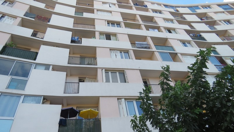 MARSEILLE 13014, Vente appartement type 4