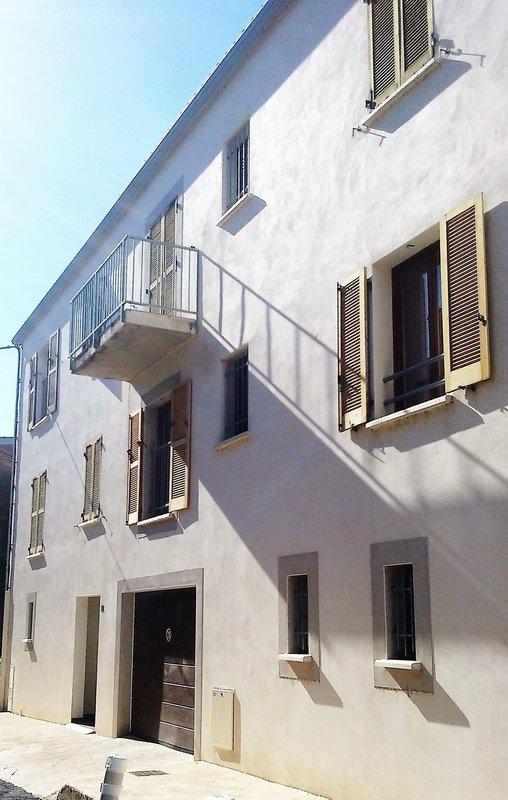 T3 avec terrasse de 9 m2 et garage