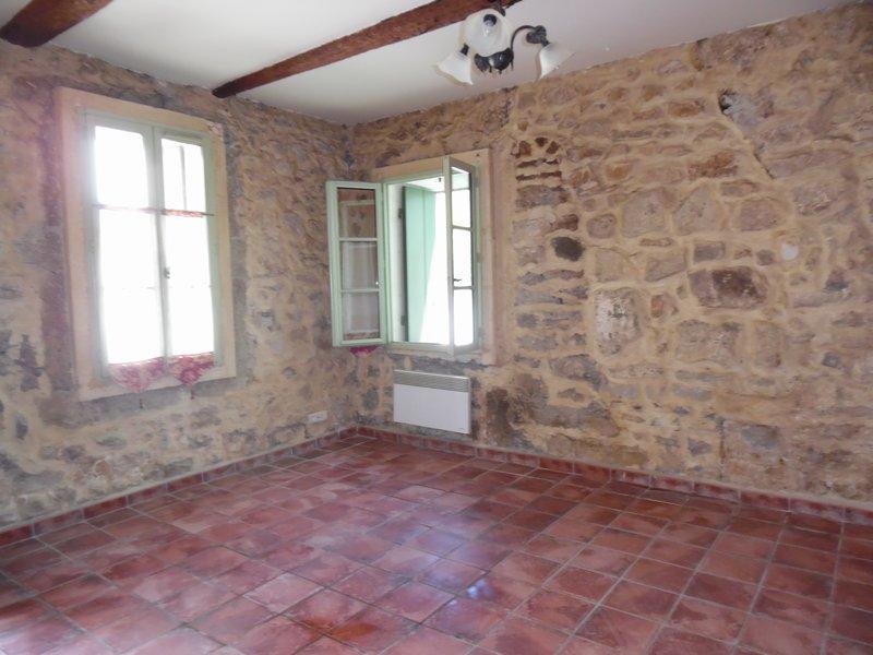 Maison de village restaurée
