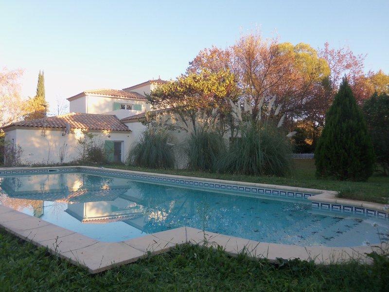 Belle villa et environnement d'exception
