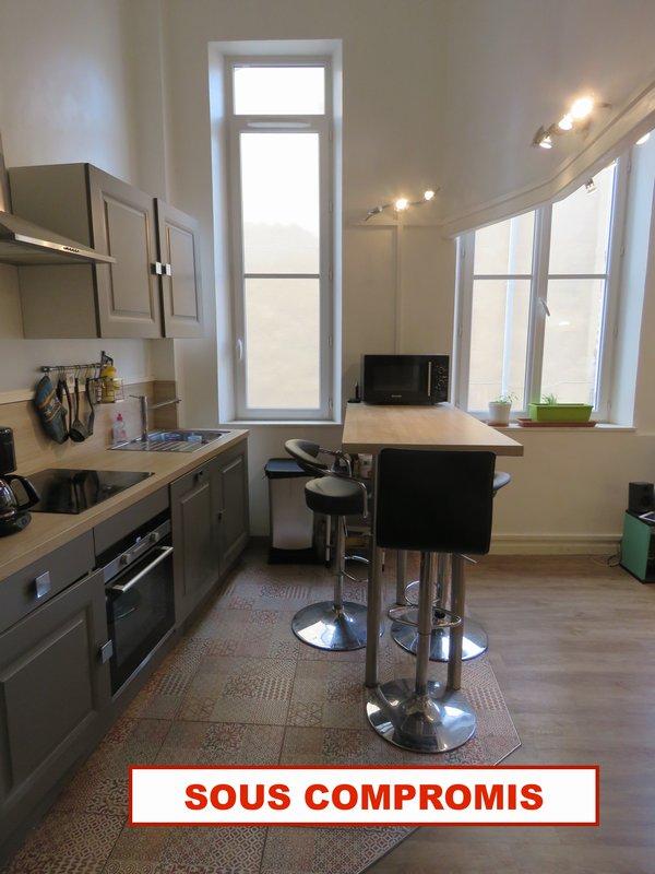 Marseille 13002, PANIER, Vente appartement type 2