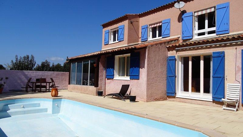 Vitrolles - Vente Villa 115m² + piscine + garage