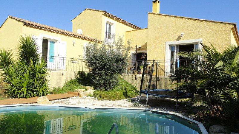 Villa contemporaine de 150 m2 avec piscine