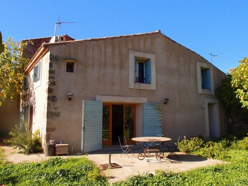 Ancien Chai restauré à 30 mn de Montpellier