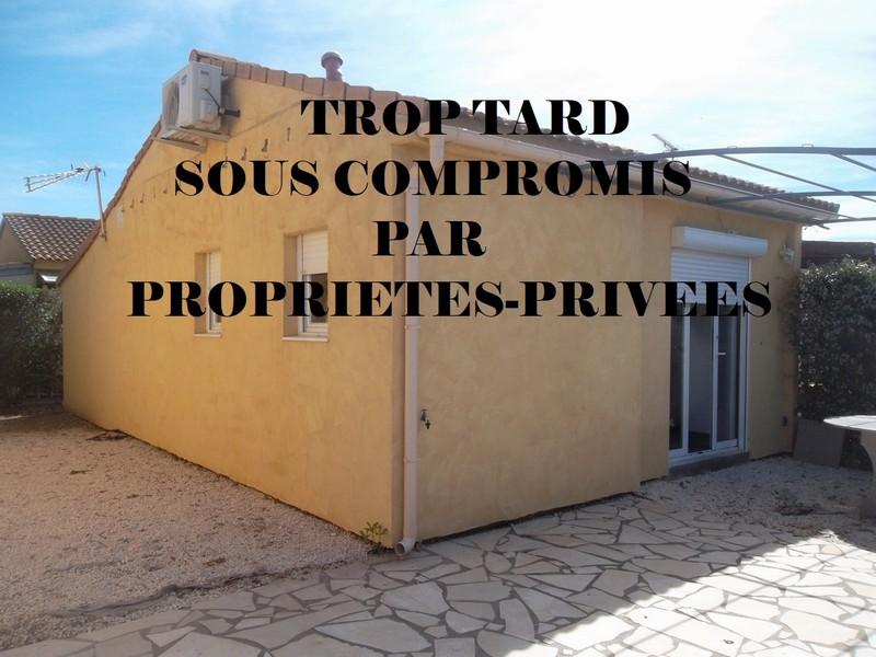 maison T3 50m² terrain 125m² 200metre de la mer