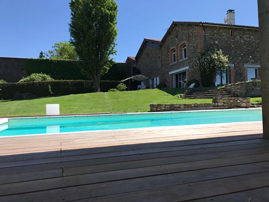 Demeure de prestige La Fouillouse 11 pièce(s) 333 m2