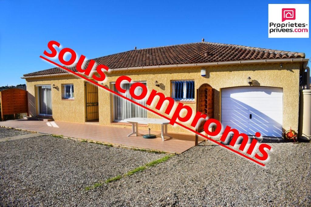 VILLA 154M² SOIGNEE AVEC T2+GARAGE SUR 771M²
