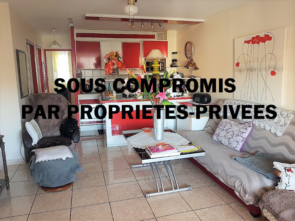 APPARTEMENT T3 TRAVERSANT COTEE PORT