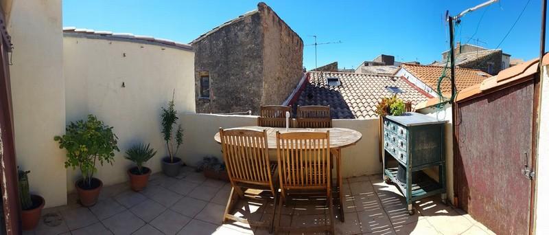 MAISON DE 83 M² avec terrasse