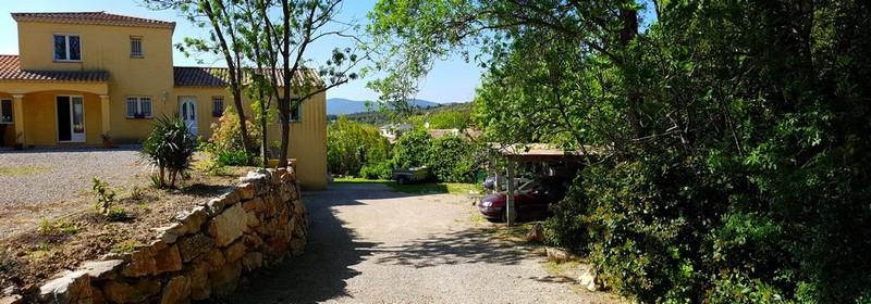 VILLA 140M² AVEC PISCINE/GARAGE SUR 1200M²