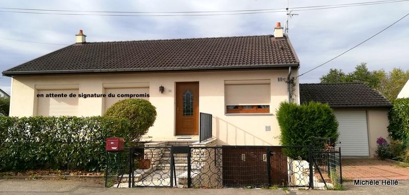 Maison individuelle plain pied  avec jardin 5 pièce(s) 98m2