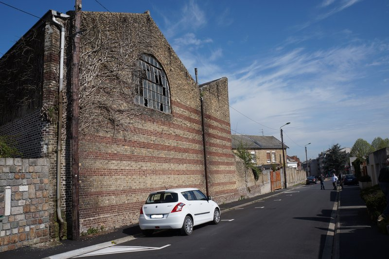Terrain constructible 5mn gare d'Arras