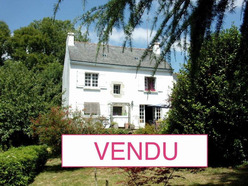 56620 Cléguer Maison 110 m² et garage sur 1350 m²