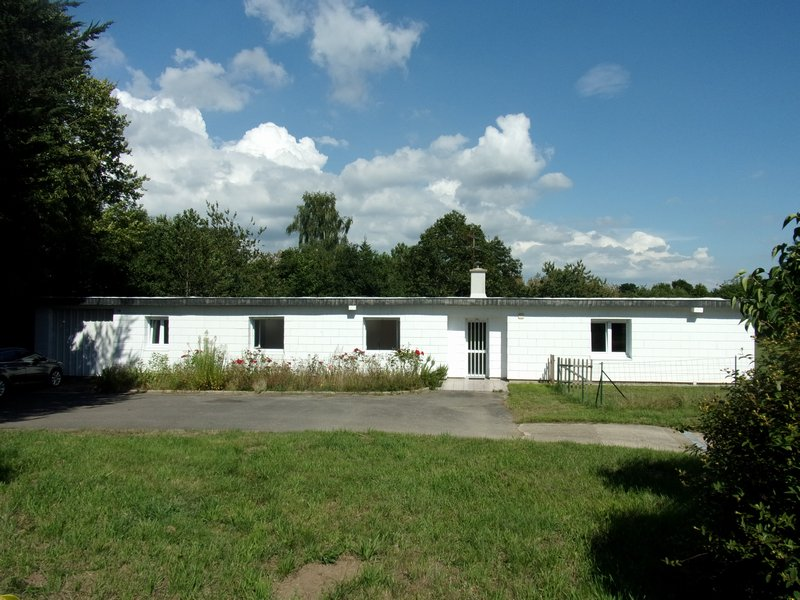 56620  Cléguer maison plain pied 143m² sur 2636 m²