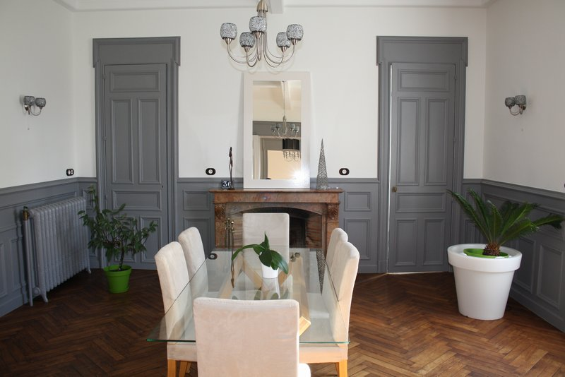 Vente maison bourgeoise 366 m cholet 49300 for Decoration maison bourgeoise