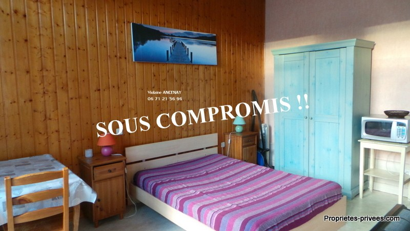 Studio Aix les Bains centre Ideal investisseur