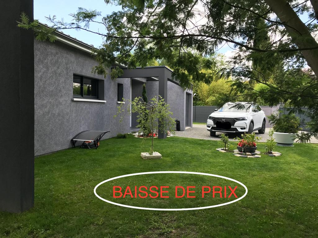 Projet Piscine Saint Andre De Cubzac vente maison récente 100 m² saint-andre-de-cubzac (33240)